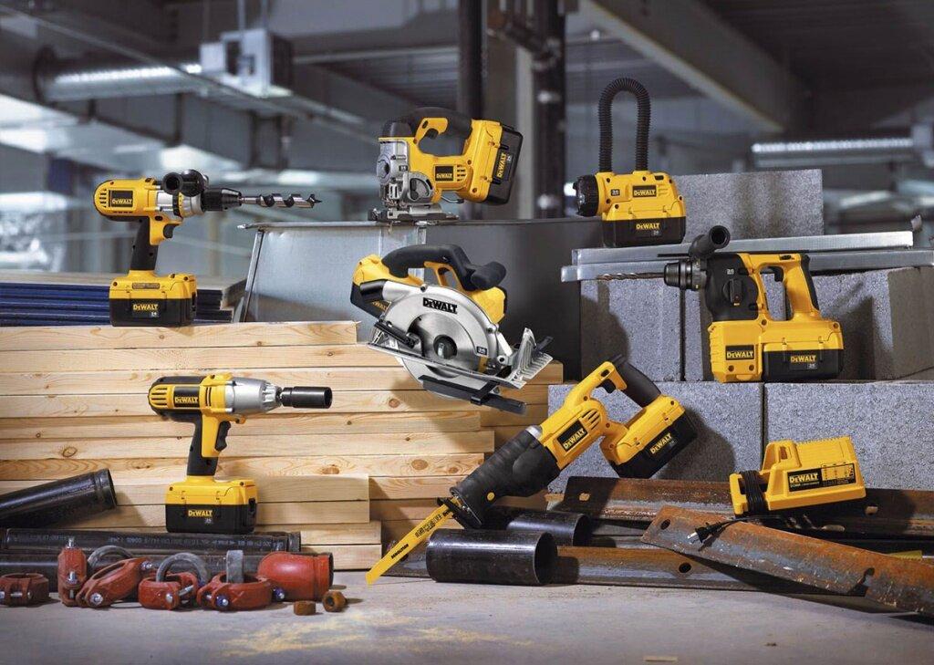 Прокат строительных инструментов
